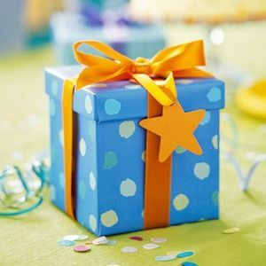 gift box with bow