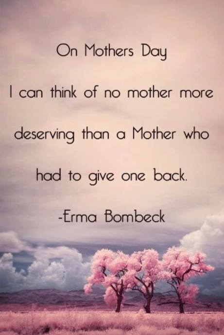 no mother more deserving